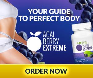 Acai Berry Extreme - потеря веса