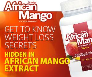 African Mango - потеря веса