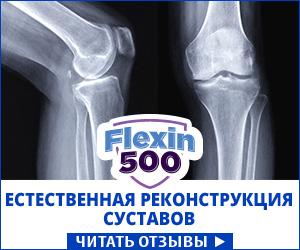 Flexin500 - суставы